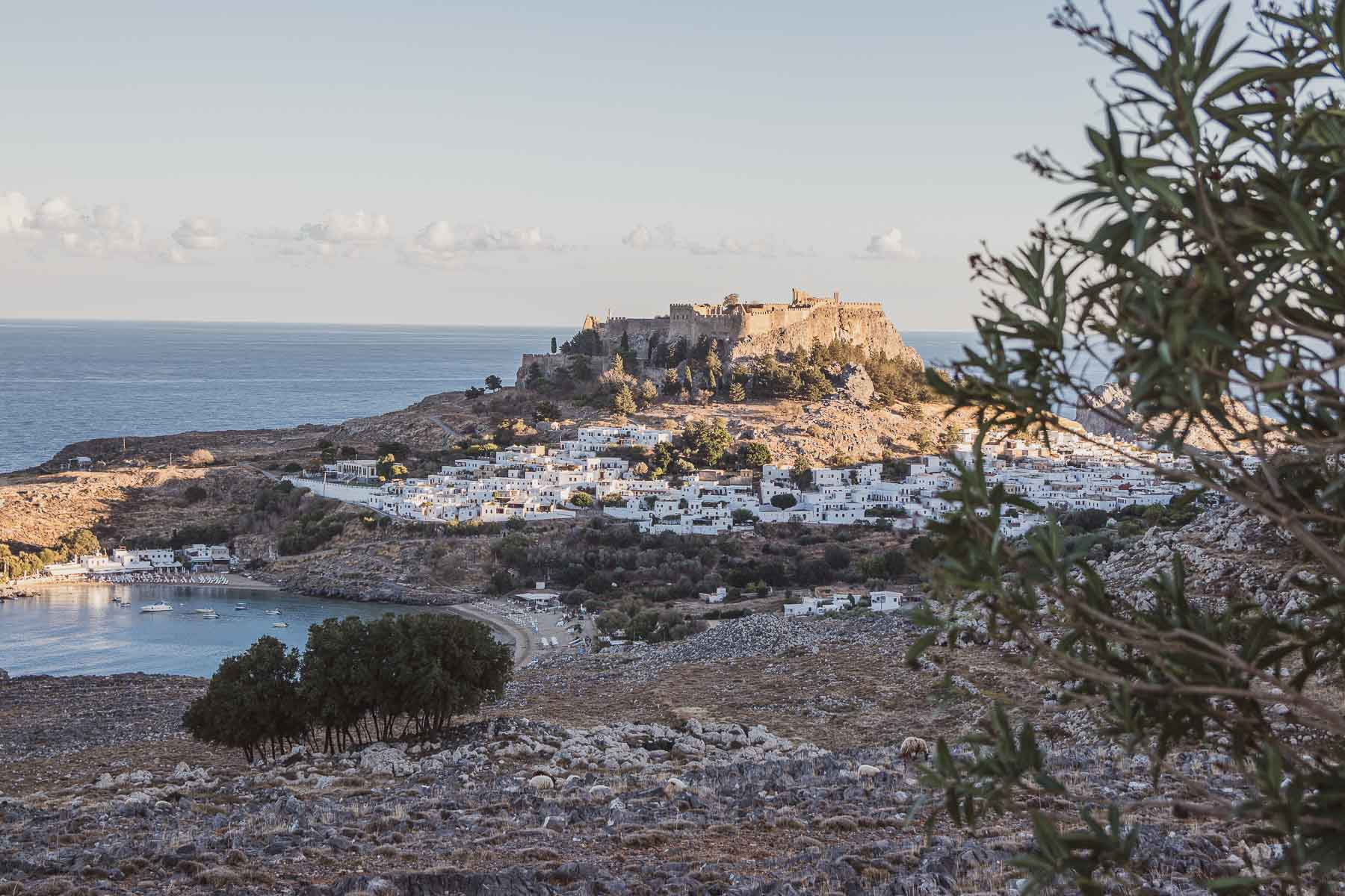 Urlaub auf Rhodos The Travel Happiness