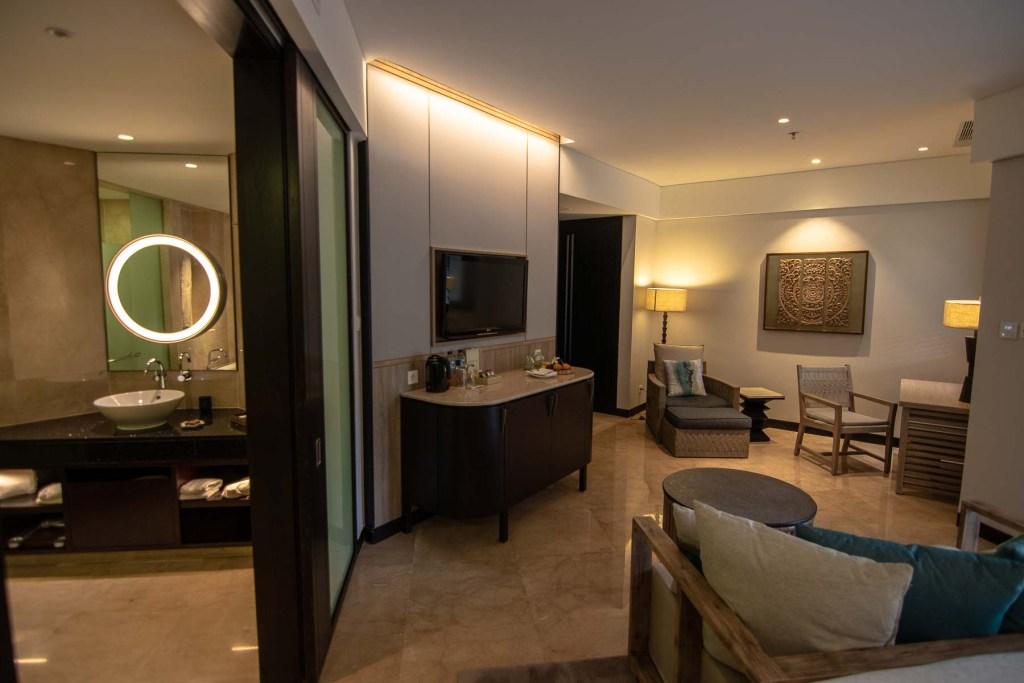 Conrad Bali Resort Deluxe Lagoon Room-3