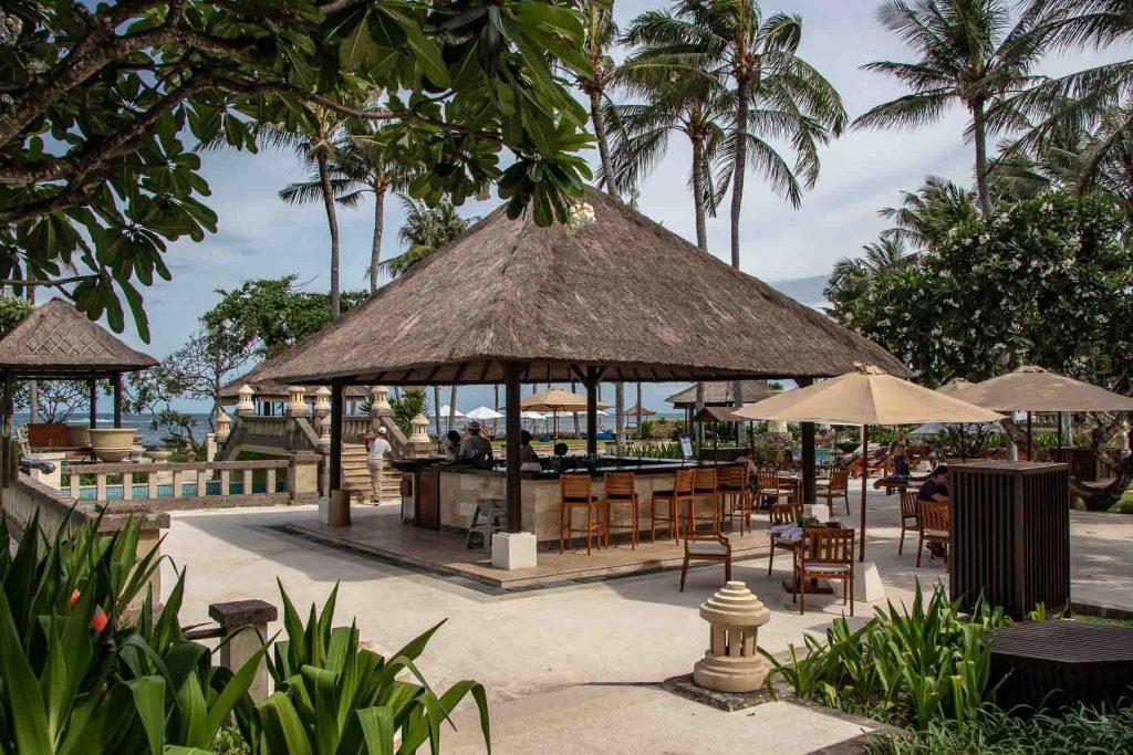 Conrad Bali Resort Essen und Trinken Bar
