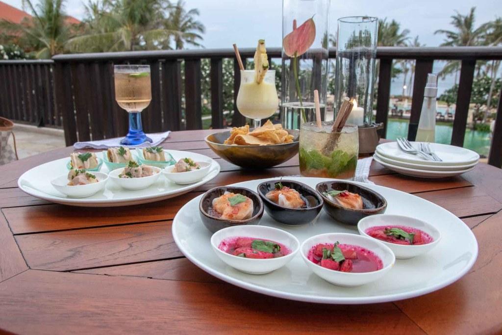 Conrad Bali Resort Executive Club Lounge-2