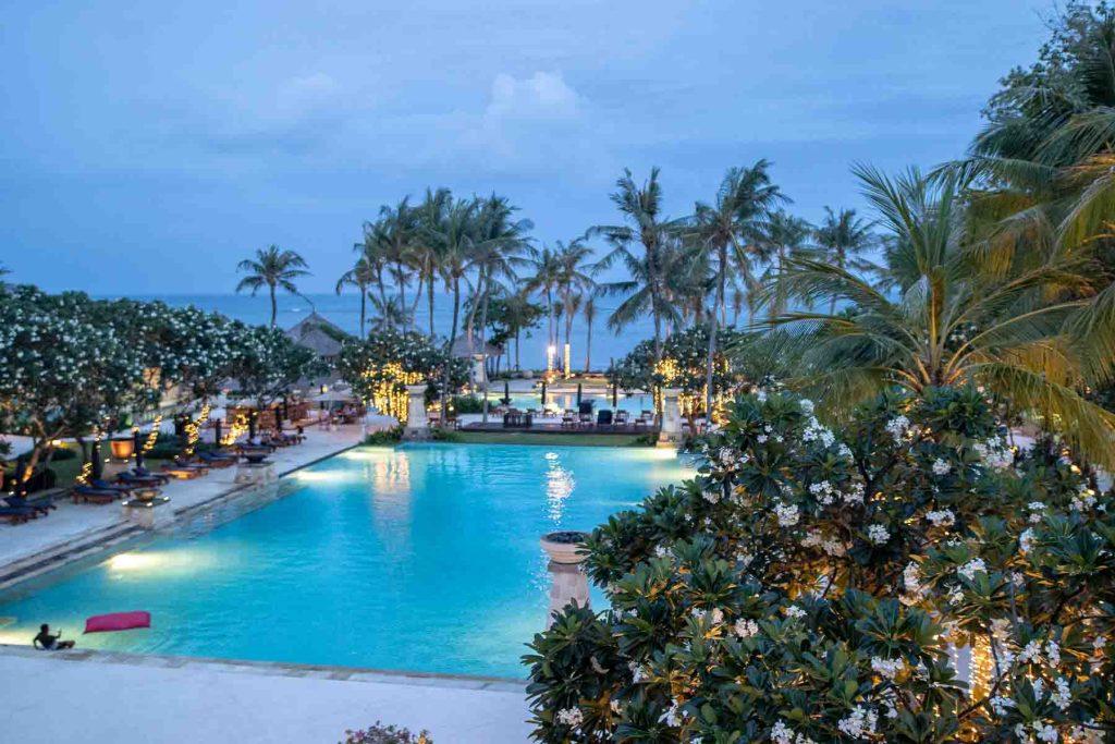 Conrad Bali Resort Executive Club Lounge-8