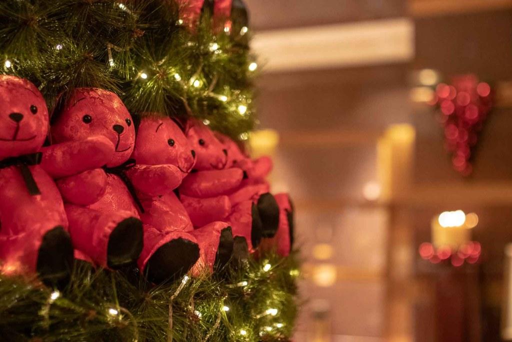Conrad Singapur Weihnachten im Hotel-3