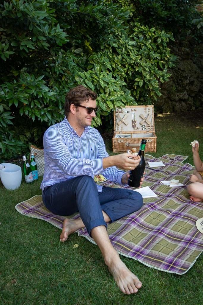 Grand Hotel Dei Dogi Picknick im Garten The Travel Happiness-2