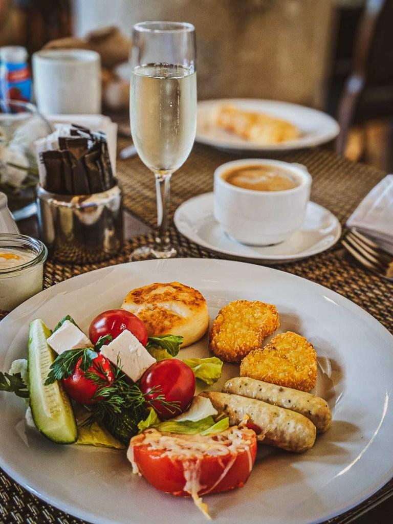 Hilton Moskau Leningradskaya Frühstück-3