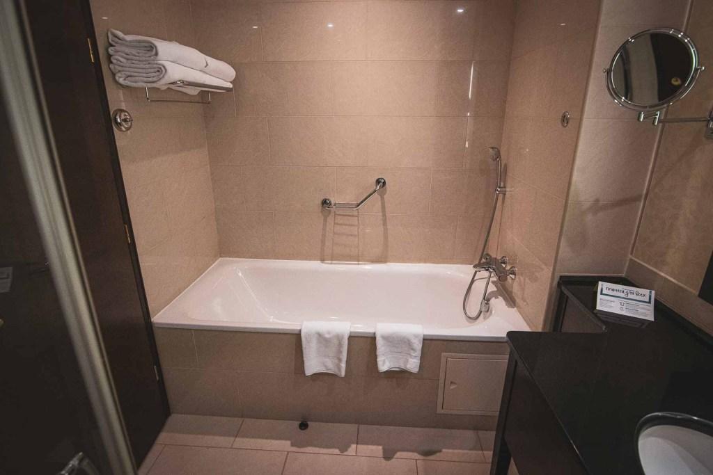 Hilton Moskau Leningradskaya Zimmer-3