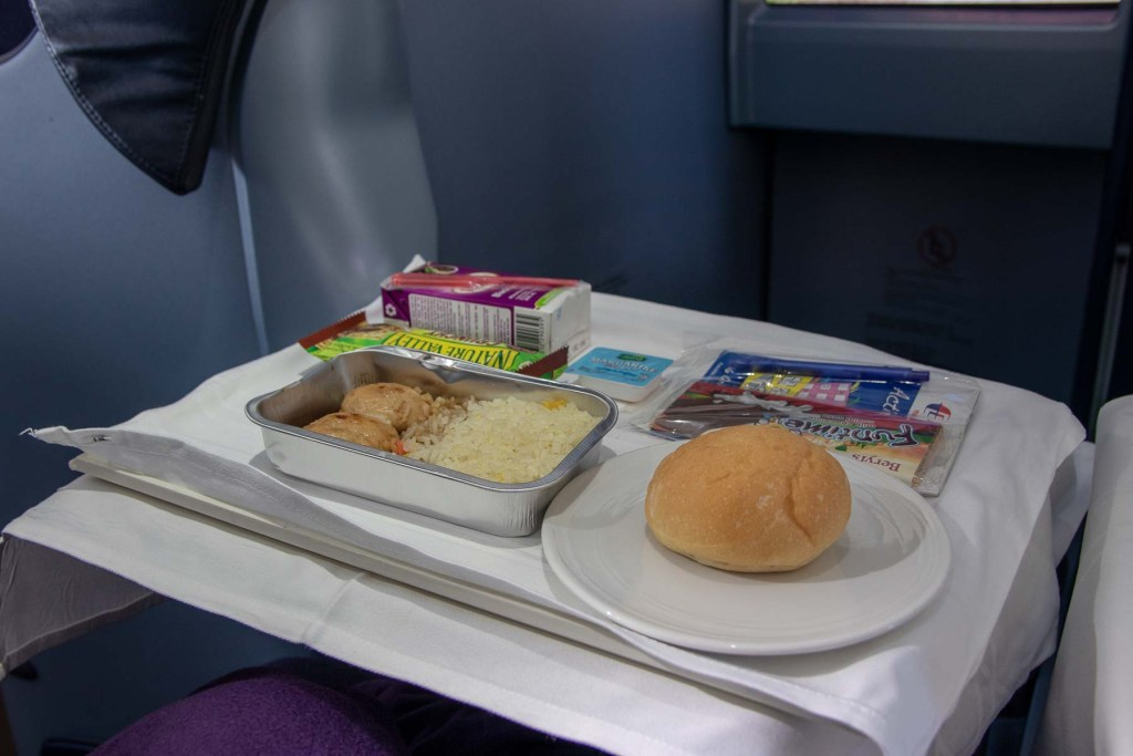 Malaysia Airbus A330-200 Business Class Service-2
