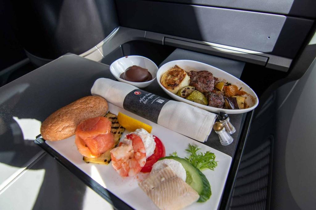 Turkish Airlines Business Class Essen Kurzstrecke