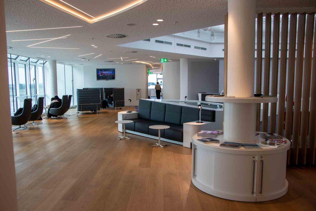 Flughafen München Airport Lounge World Erfahrungsbericht Priority Pass Lounge Flughafen München-3