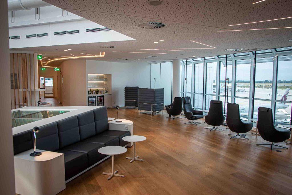 Flughafen München Airport Lounge World Erfahrungsbericht Priority Pass Lounge Flughafen München-4