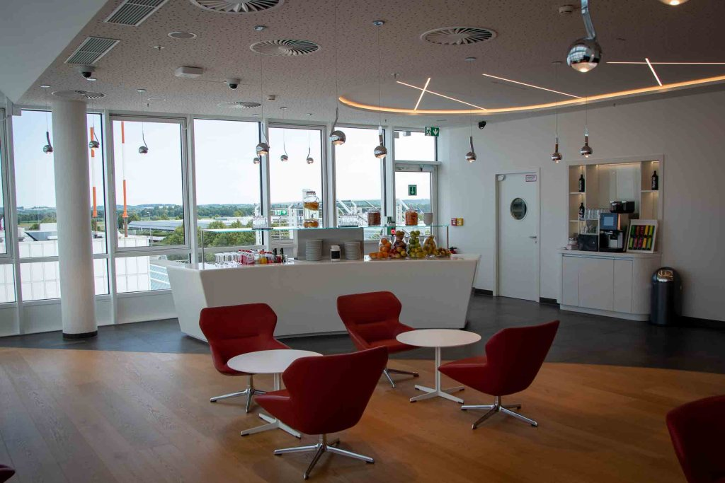 Flughafen München Airport Lounge World Erfahrungsbericht Priority Pass Lounge Flughafen München-5