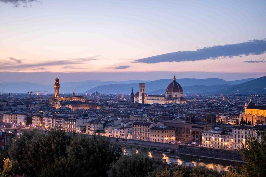 Florenz Sehenswürdigkeiten Toskana Roadtrip