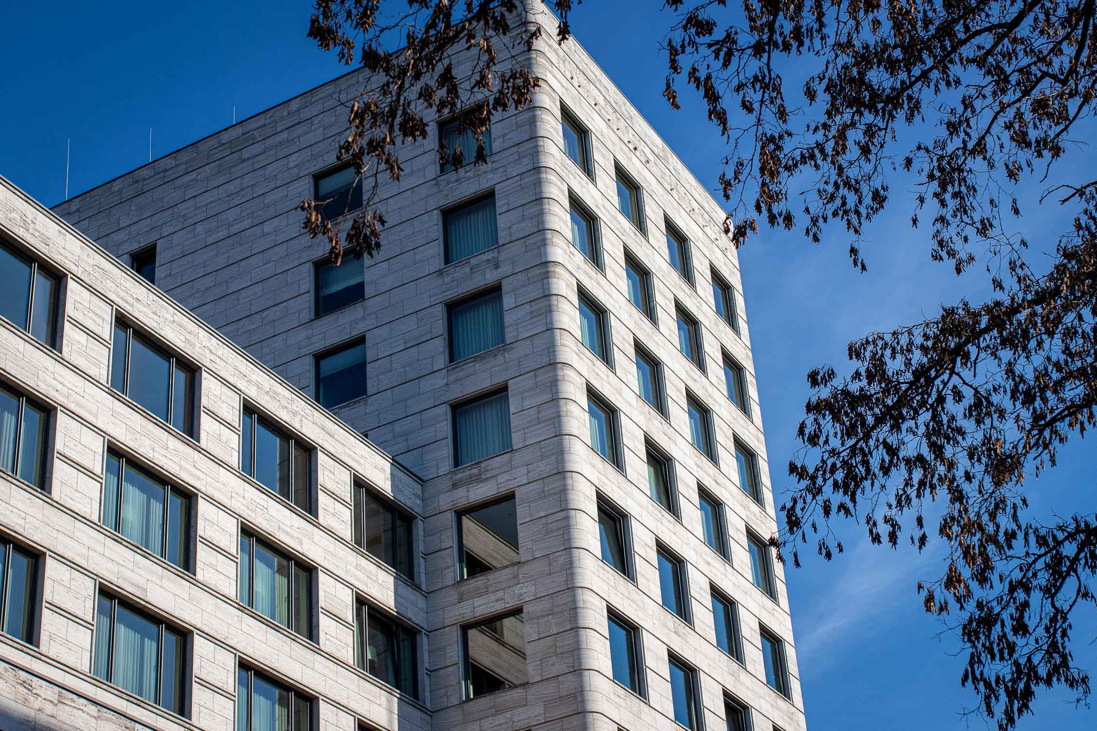 JW Marriott Hotel Berlin Erfahrungsbericht