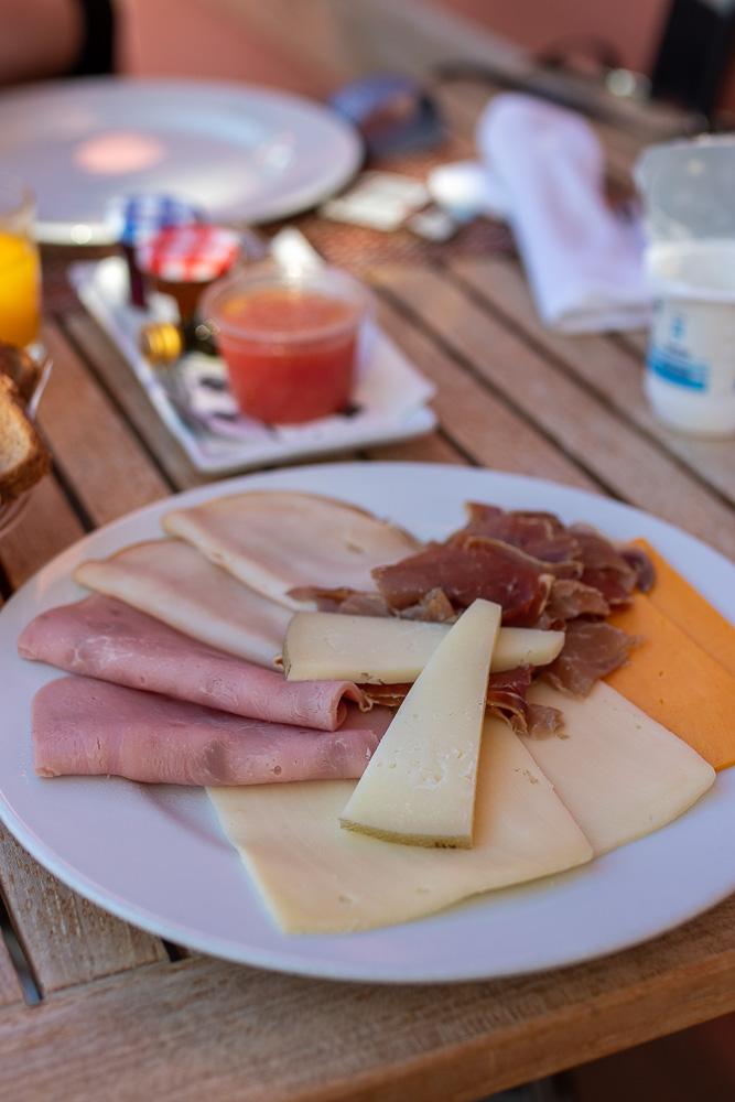 Sheraton La Caleta Frühstück-2