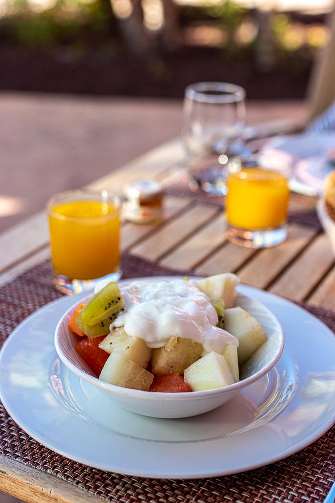 Sheraton La Caleta Frühstück