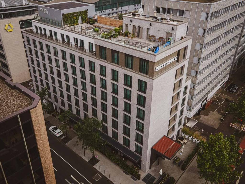 Gekko House Frankfurt Design Hotel