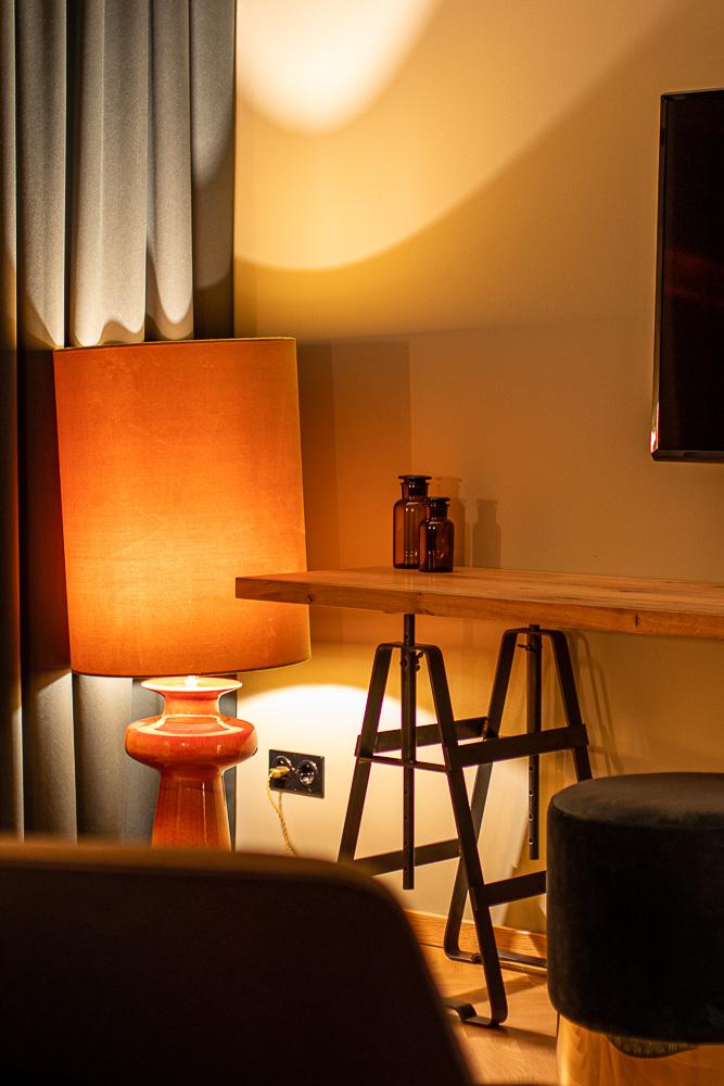 Gekko House Frankfurt Hotel Balkon Zimmer-5