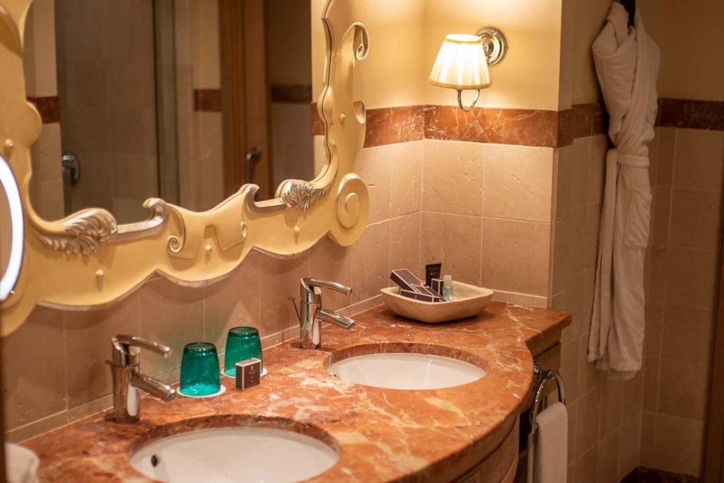 Ritz Carlton Abama Citadel Suite Badezimmer-2