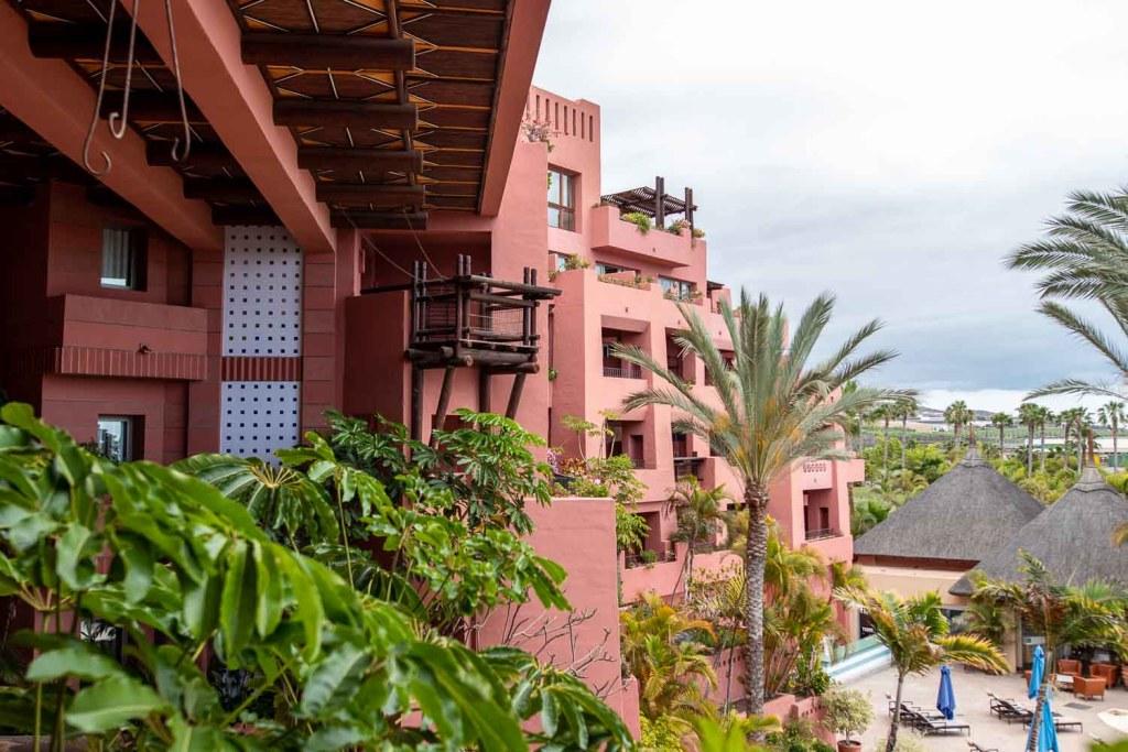 Ritz Carlton Abama Citadel Suite Balkon-2