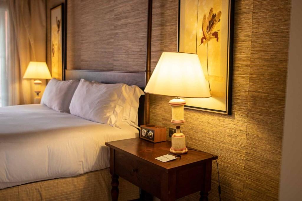Ritz Carlton Abama Citadel Suite Schlafzimmer-2