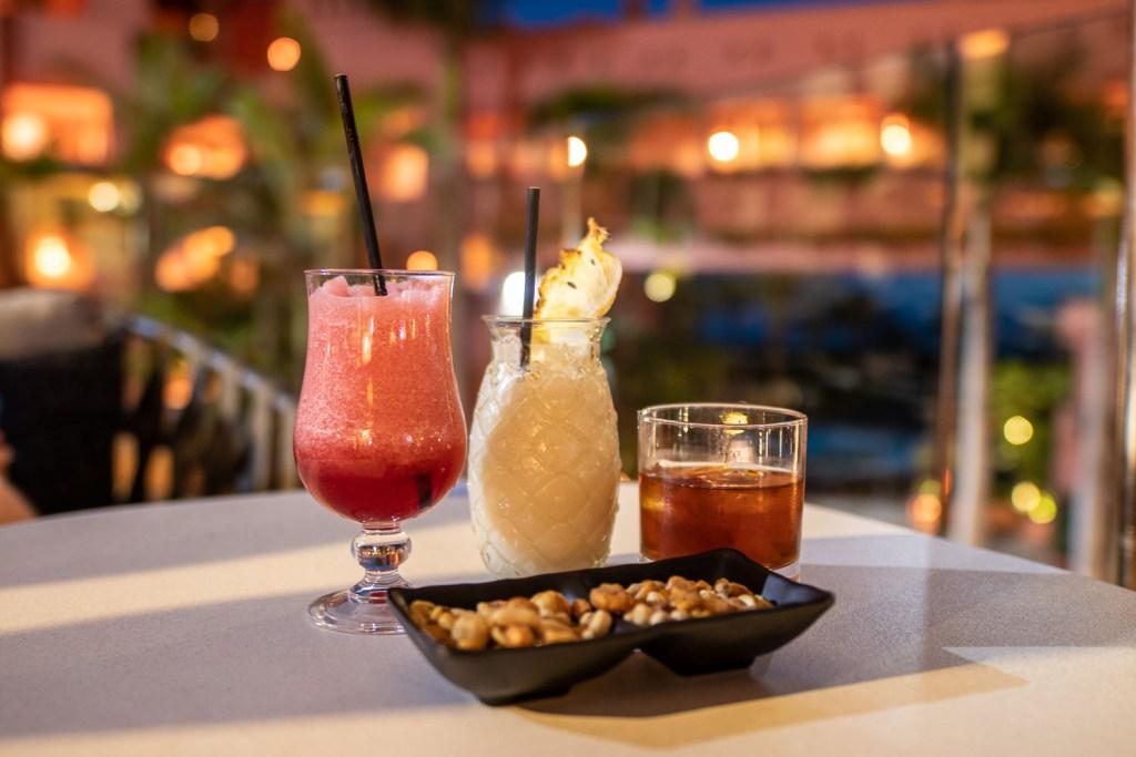Ritz Carlton Teneriffa Cocktail Bar