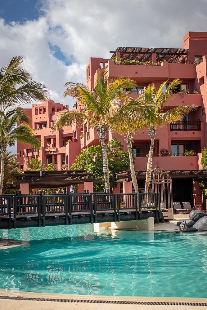 Ritz Carlton Teneriffa Pool-3