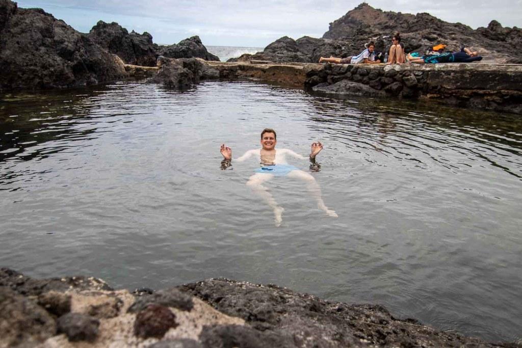 Strand Teneriffa Lava Pool-2
