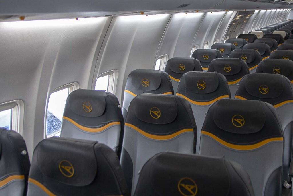 Condor Business Class in Europa Kurz und Mittelstrecke