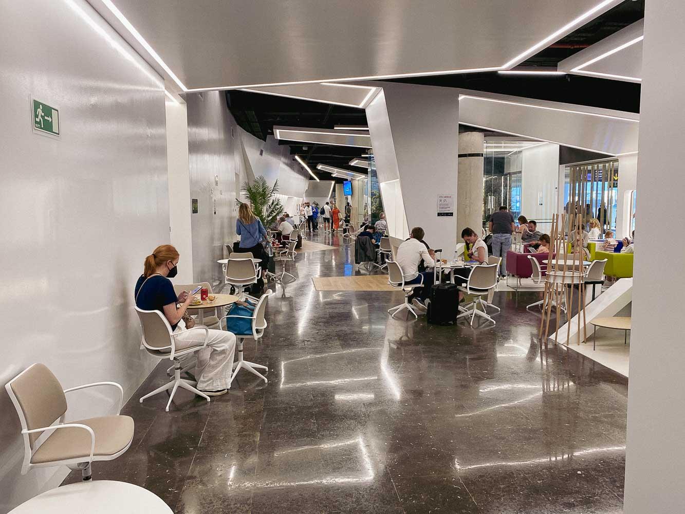 Flughafen Lounge Palma Priority Pass Sala VIP Valldemossa-3