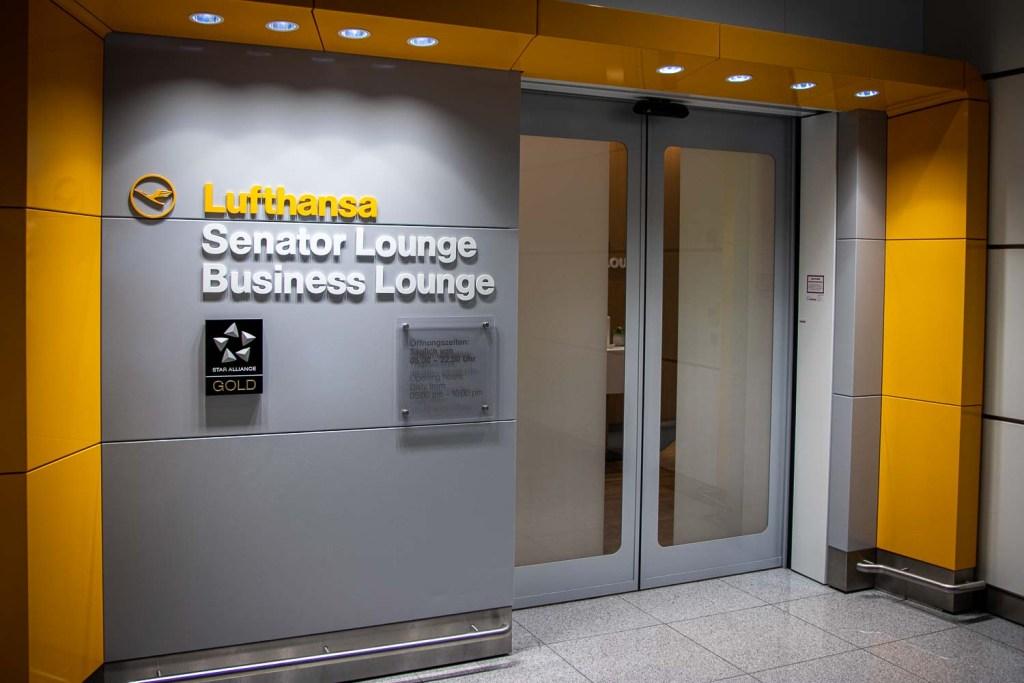 Lufthansa Lounge Zugang mit Amex Platinum-2