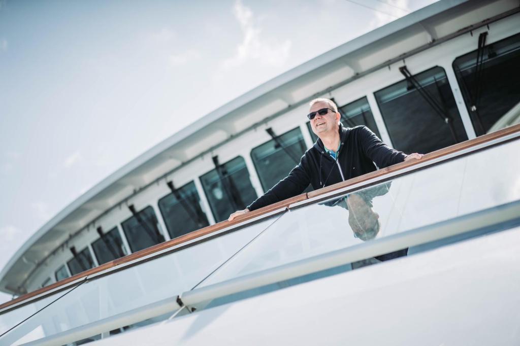 Michael Quandt MS Europa 2 Interview