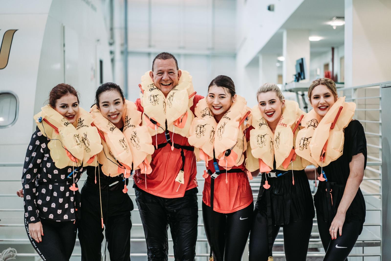 Michael Quandt Singapore Airlines