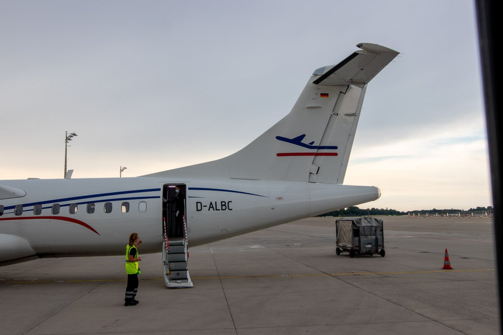 Lübeck Air ATR Erfahrung-9