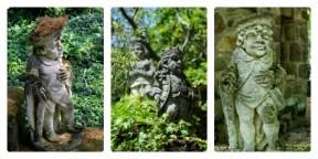 GREENWOOD Garden STATUES