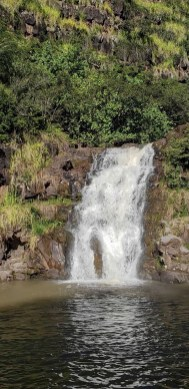 Waimea Valley Waterfalls