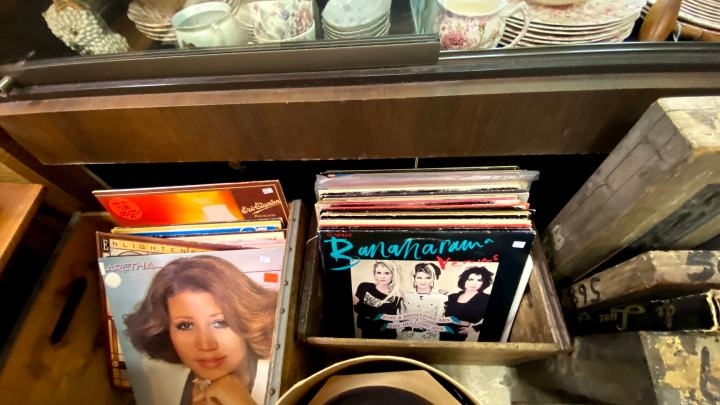 Valley Vintage Music Records