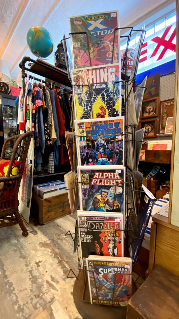 Valley Vintage Comics