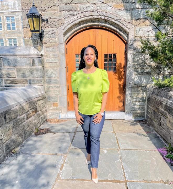 walking Princeton University