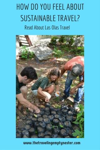 Las Olas Travel review at www.thetravelingemptynester.com