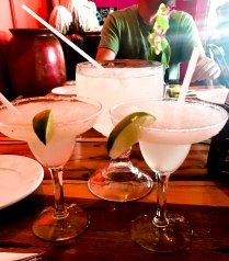 Margaritas at Secrets Maroma Beach