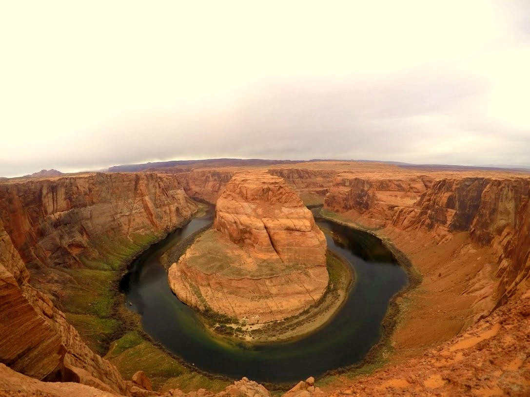 Visiting Horseshoe Bend In December You Will Fall For