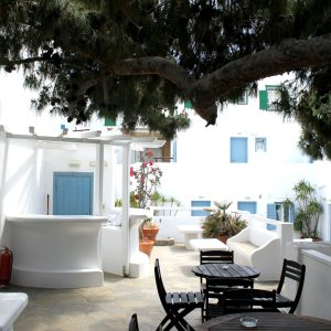 Hotel Carbonaki in Mykonos