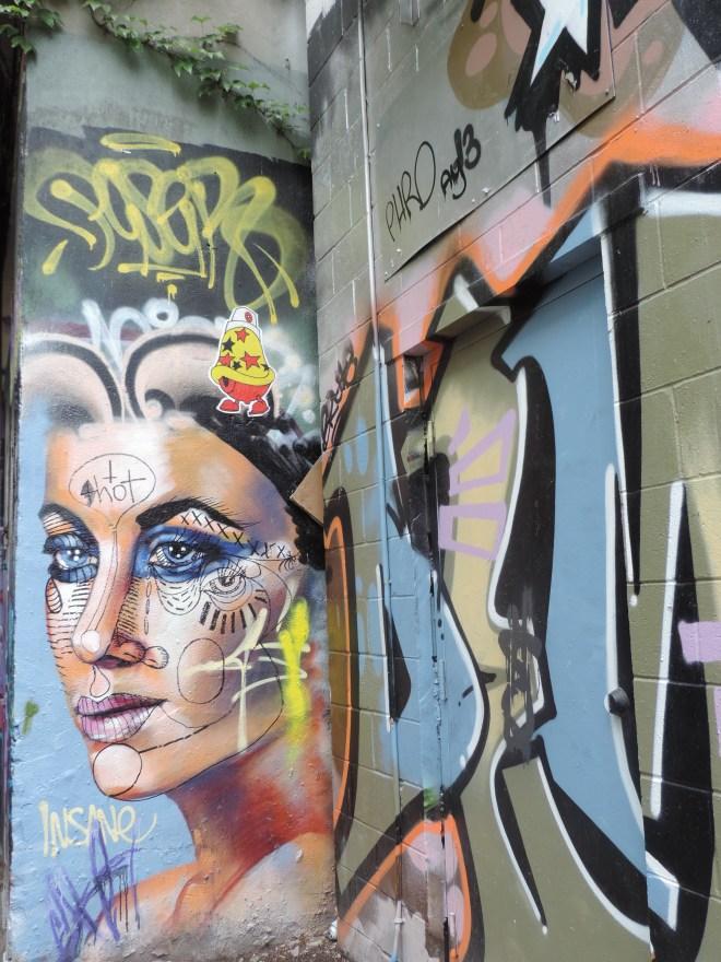 Beautiful street art
