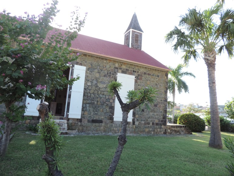 Old Gustavia Church
