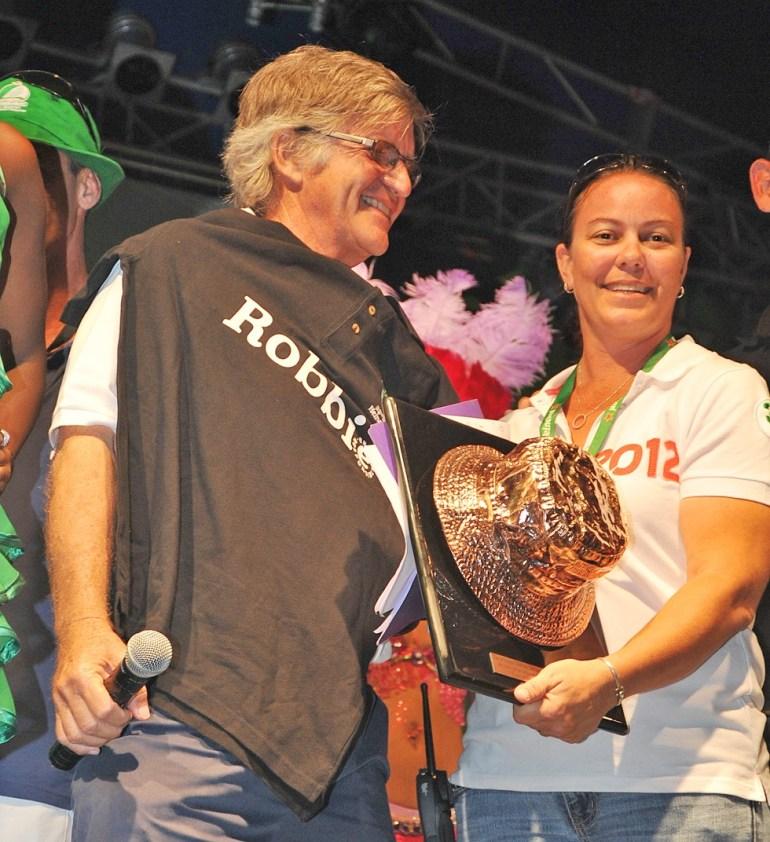 As St. Maarten Heineken Regatta Director