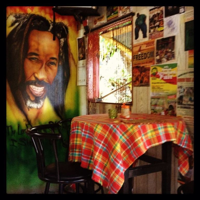 Freedom Fighters Restaurant, St. Maarten
