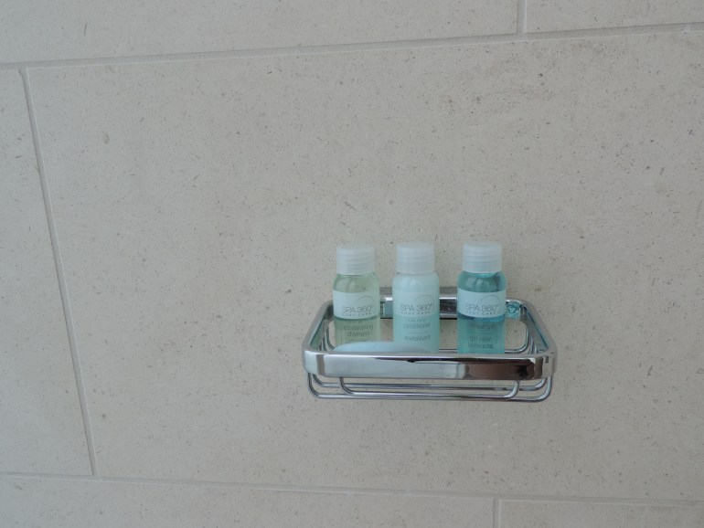 Bathroom necessities