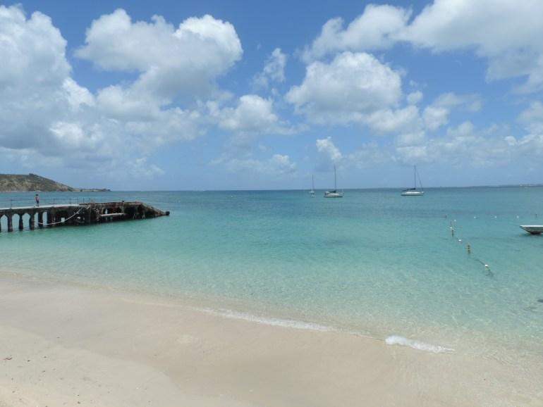 Grand Case beach: perfection