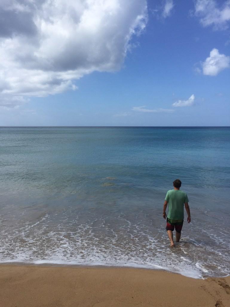 Plage de Grand Anse