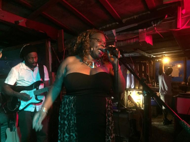 Anguilla Folk & Blues Festival