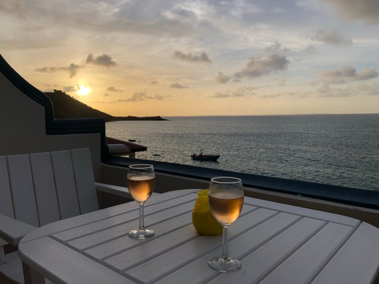 An amazing stay at Le Petit Hotel St. Martin